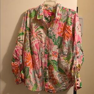 Lilly for Target blouse